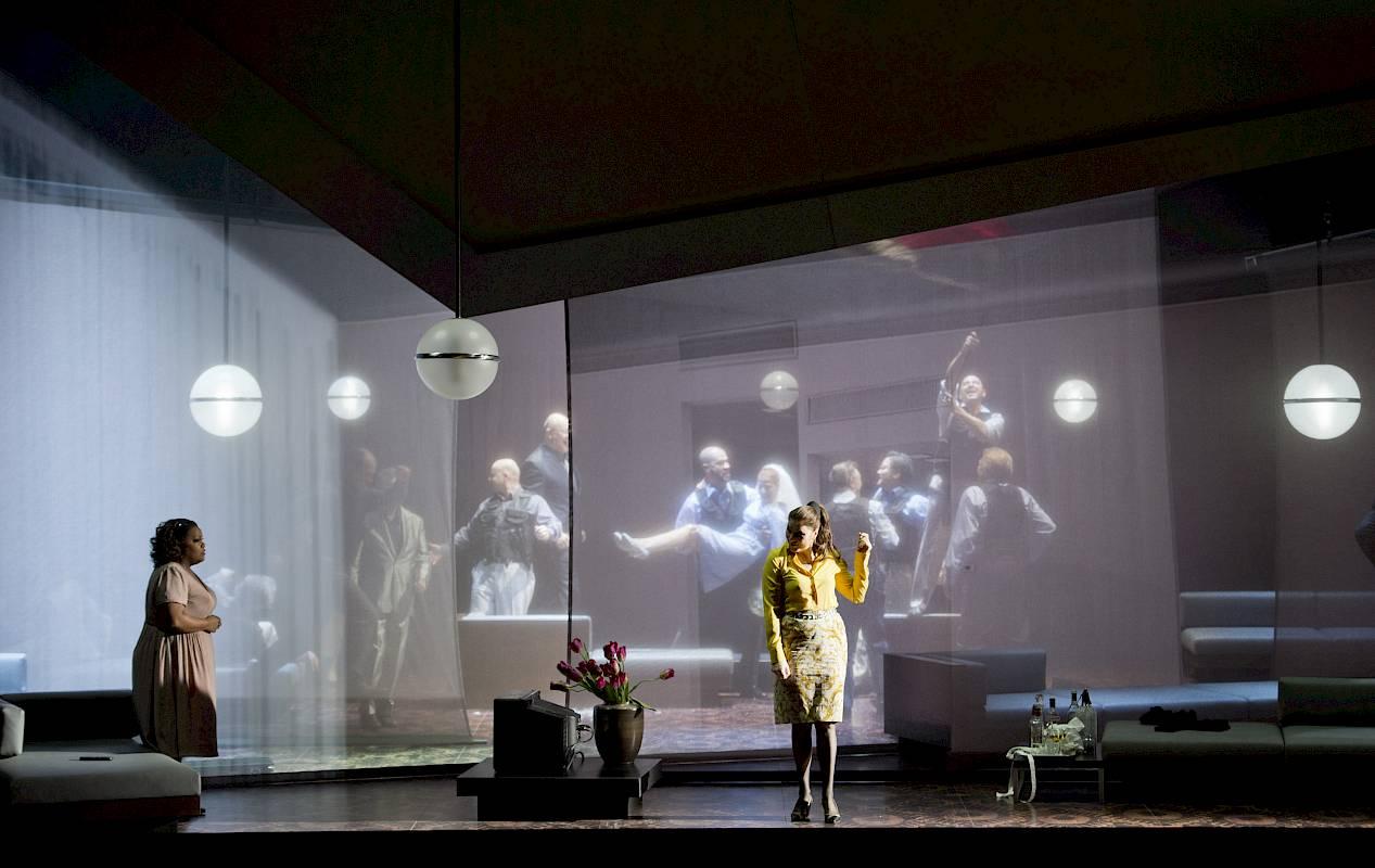 Aida Opera Opernhaus Zurich