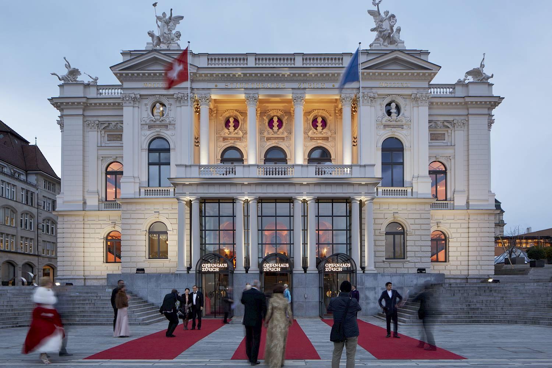 Oper Zürich Programm