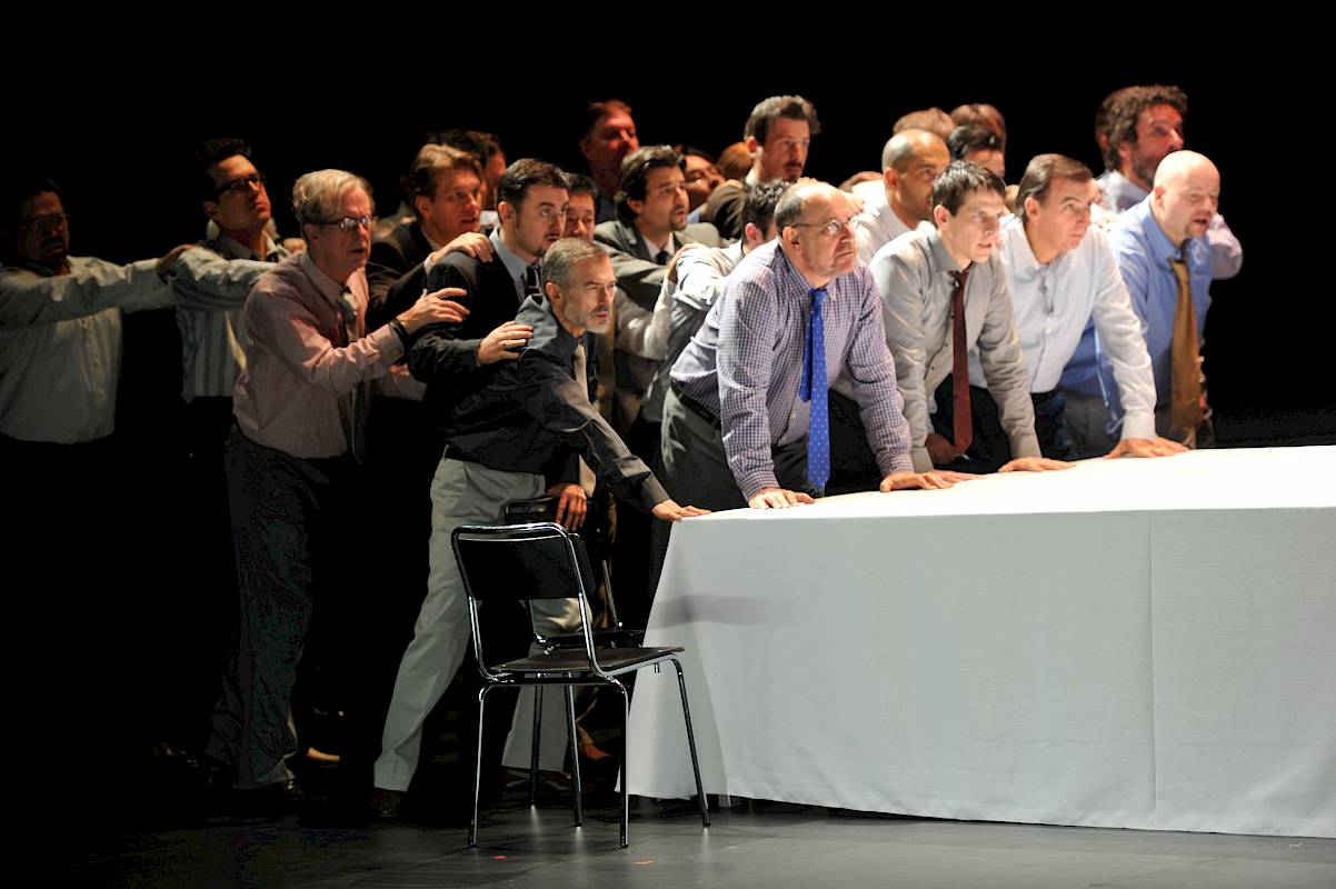 Rigoletto Oper Opernhaus Zürich