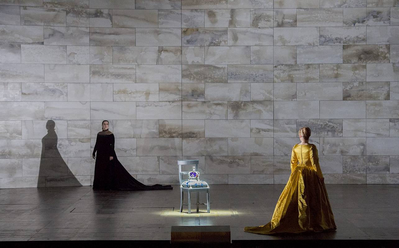 Maria Stuarda - Oper - Opernhaus Zürich