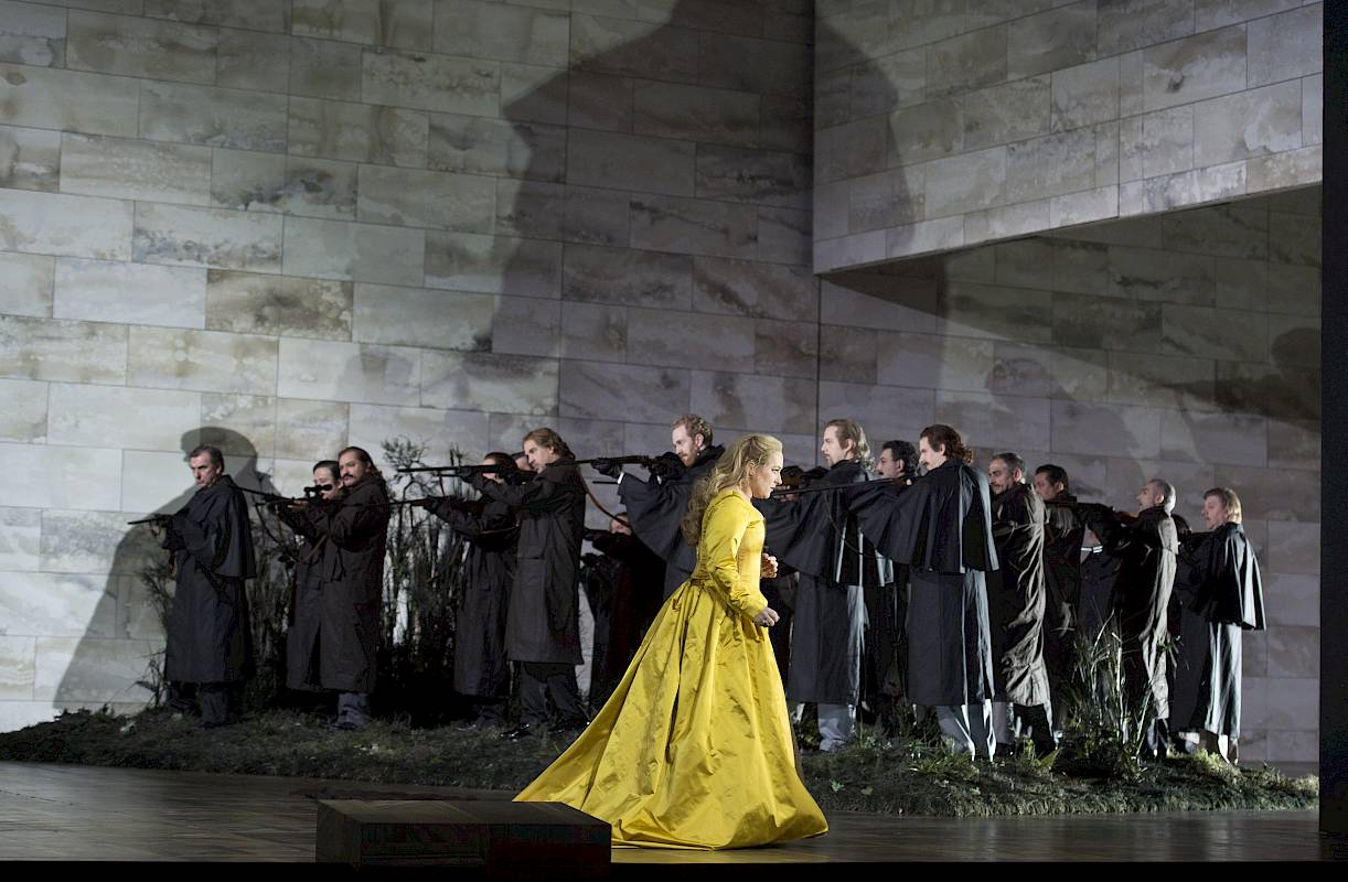 Maria Stuarda - Opera - Opernhaus Zürich