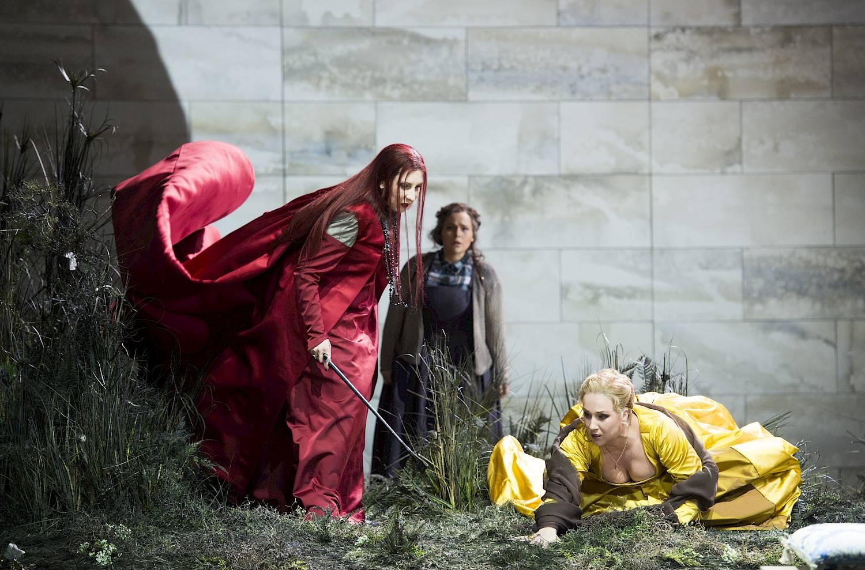 Maria Stuarda – oper für alle digital – Opernhaus Zürich