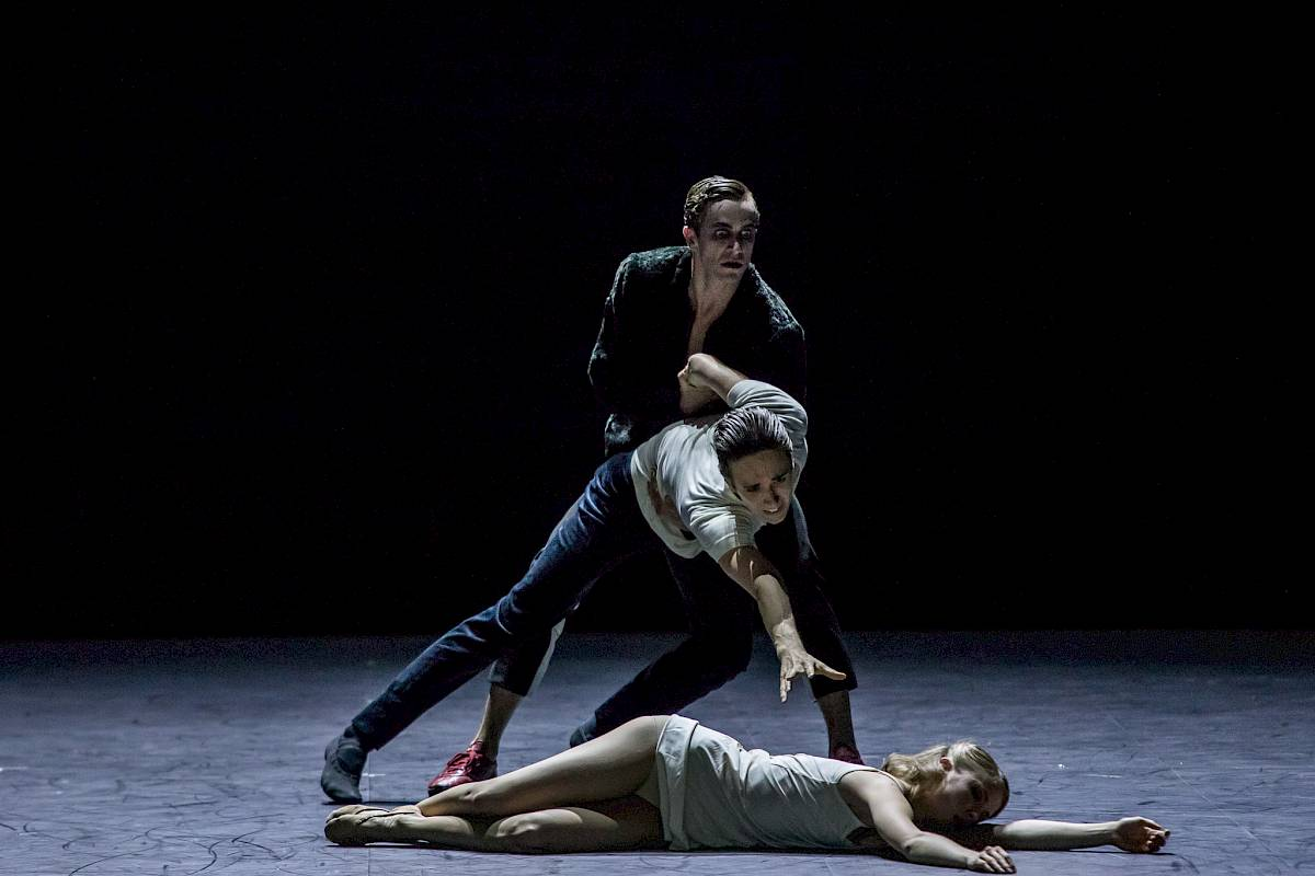 Herrliches Ballett