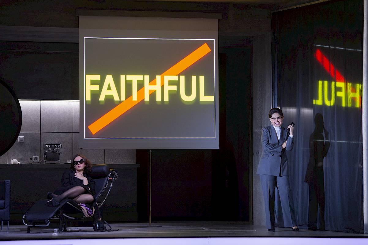 Così fan tutte Oper Opernhaus Zürich