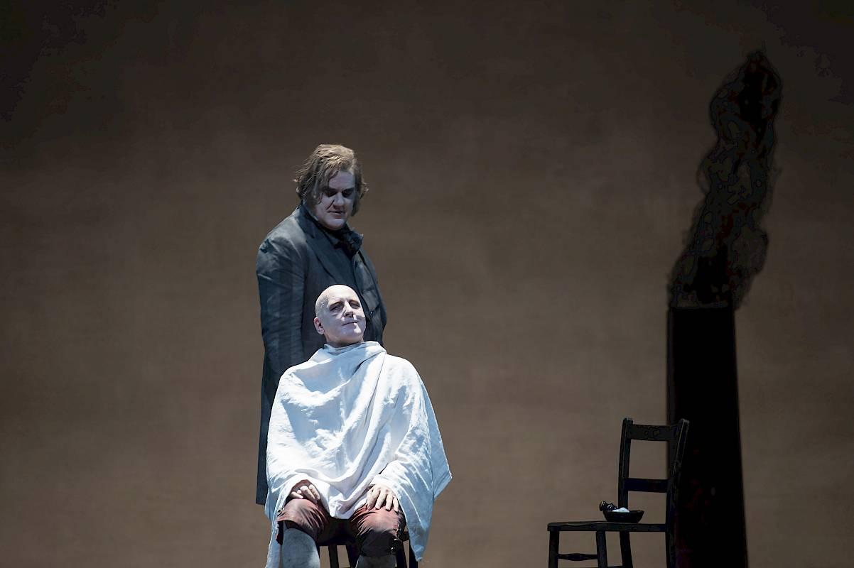 Archiv: Sweeney Todd - Opera - Opernhaus Zürich
