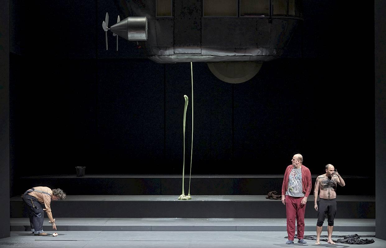 Archiv Le Grand Macabre Opera Opernhaus Zurich