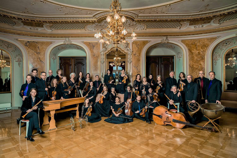 Orchestra La Scintilla - Extra - Opernhaus Zürich
