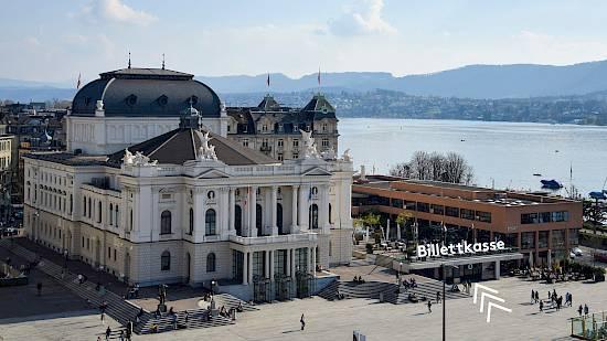 Tickets - Service - Opernhaus Zürich