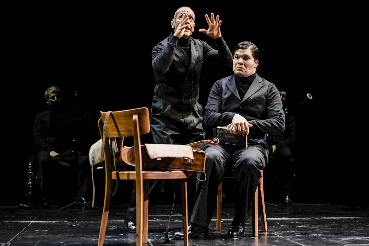 Die Geschichte vom Soldaten - Oper - Opernhaus Zürich