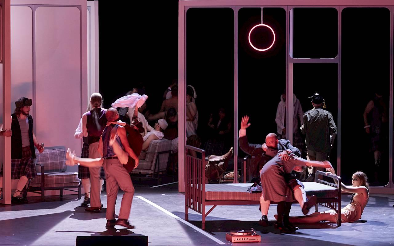 Lucia di Lammermoor - Oper - Opernhaus Zürich